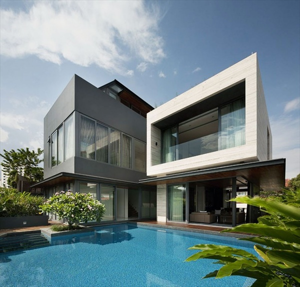 Keep cool house designs 18 be ventilated and fresh plans for Home design ideas singapore