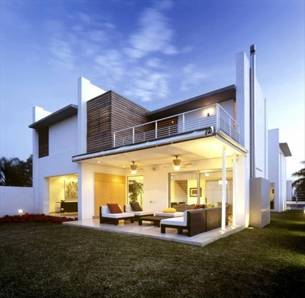 Modern Home Ideas Exterior Design: Keep Cool House Designs: 18 Be Ventilated And Fresh Plans