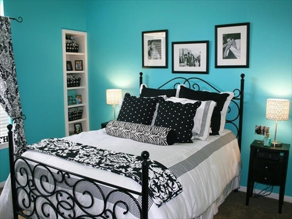 Luxurius teal bedroom ideas 9C14 - TjiHome