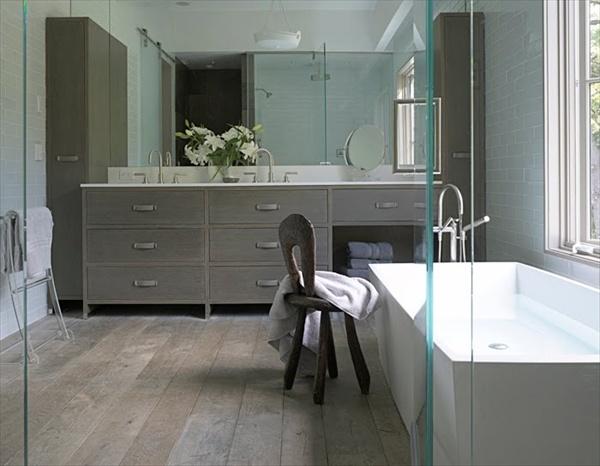 11 Grey Bathroom Ideas | Freshnist