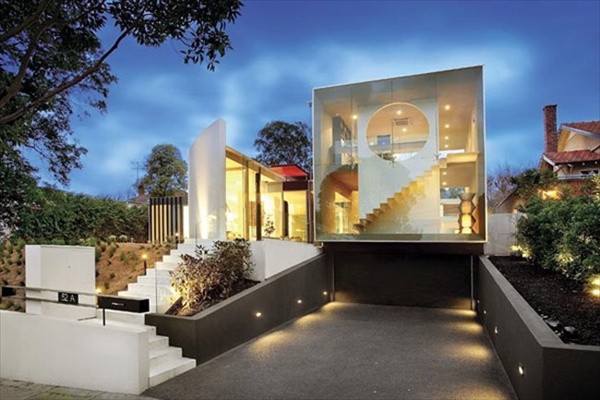 Marvelous orb house design ideas in melbourne australia for Best house designs melbourne