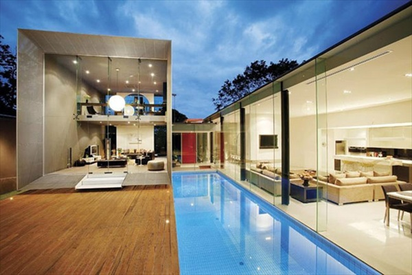 Marvelous Orb House Design Ideas in Melbourne, Australia