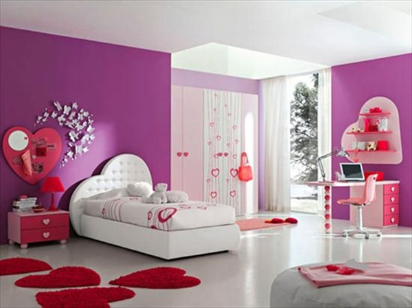 Teenage Girls Bedrooms: How To Decorate Your Room
