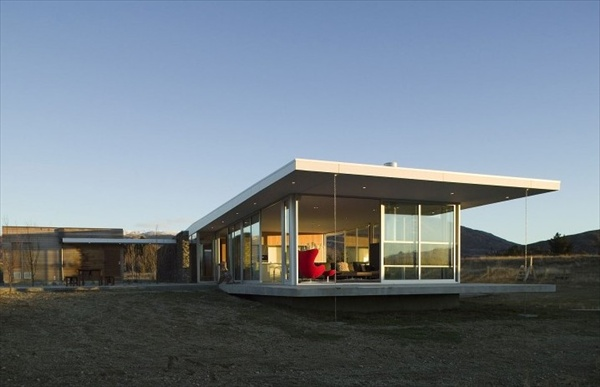 Modern Wanaka House Of New Zealand Built By Crosson Clarke Carnachan Architects Freshnist