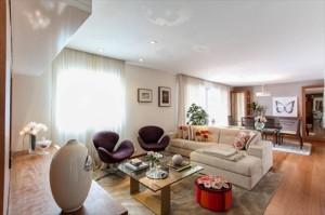 Comfortable living room design