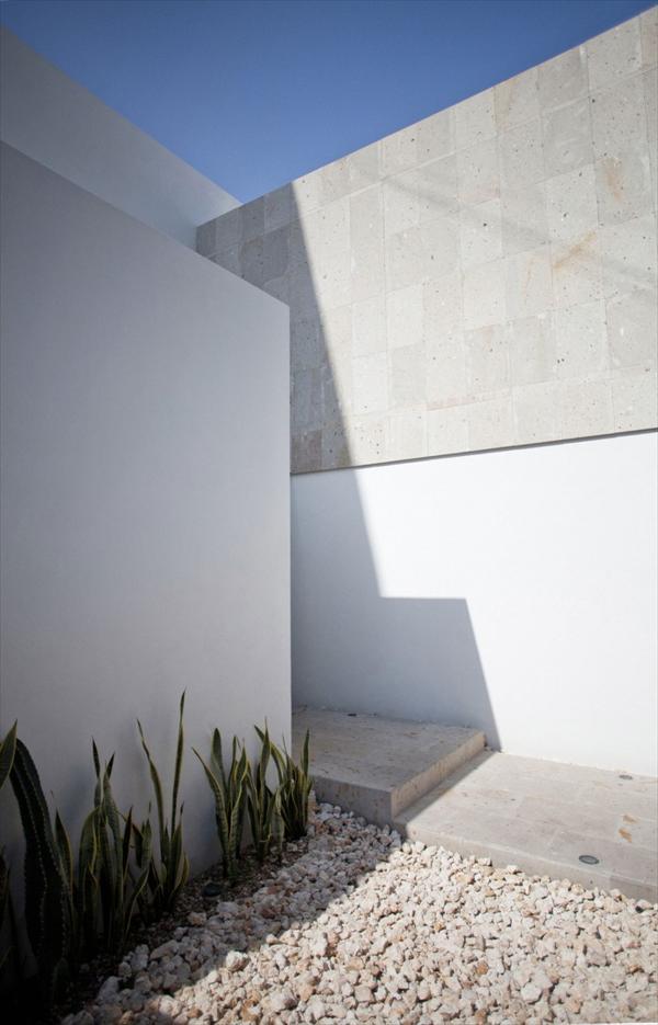 Modern home walls