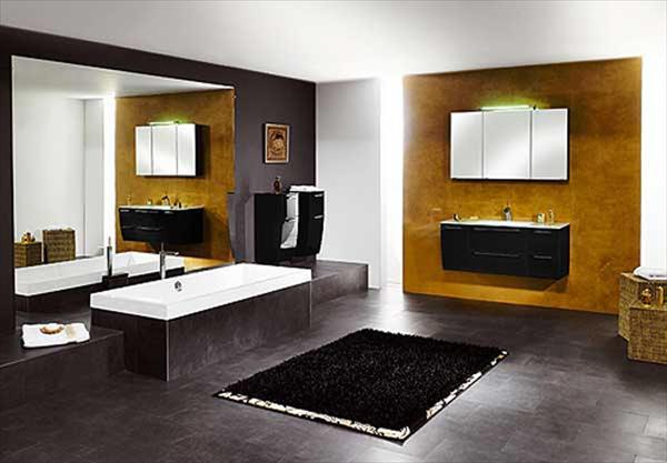 10 modern and luxury master bathroom ideas freshnist for Contemporary luxury bathroom ideas
