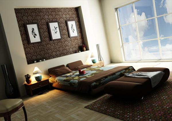 luxury bedroom design fashion