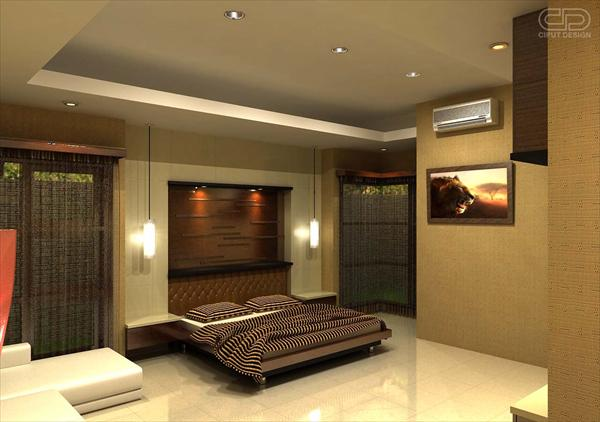luxury bedroom idea