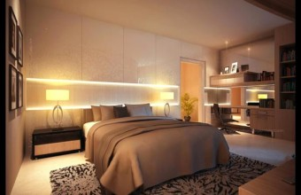 13 Modern Luxury Bedroom Designing Ideas